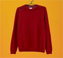 סוודר TRICOT OVS כותנה - אדום