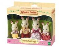 משפחת עכברים שוקולד