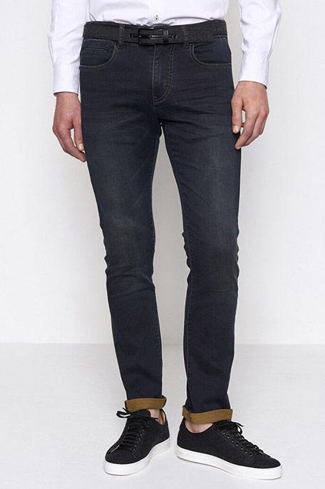 ג'ינס לגבר DEVRED - כחול כהה