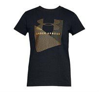 חולצת אימון אנדר ארמור לאישה 1310488-001 - שחור