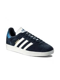 Adidas גברים // Gazelle Navy Blue
