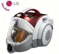 שואב אבק LG דגם NNT7320VK עם מנוע חזק וחדשני בהספק 2000 וואט ועוצמת יניקה חזקה במיוחד 380WSP