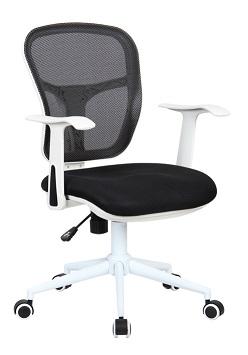 כסא תלמיד אורטופדי מעוצב גב רשת דגם דוכיפת עם תמיכה אורטופדית