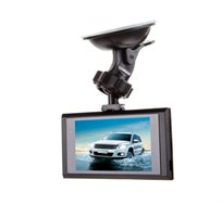 מצלמת דרך לרכב FULL HD 1080P המאפשרת תיעוד נרחב של הנסיעה כוללת מסך LCD בגודל 3 אינץ  - משלוח חינם