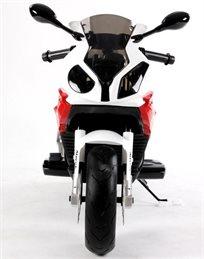 אופנוע ממונע 12V דגם Bmw S1000 Rr
