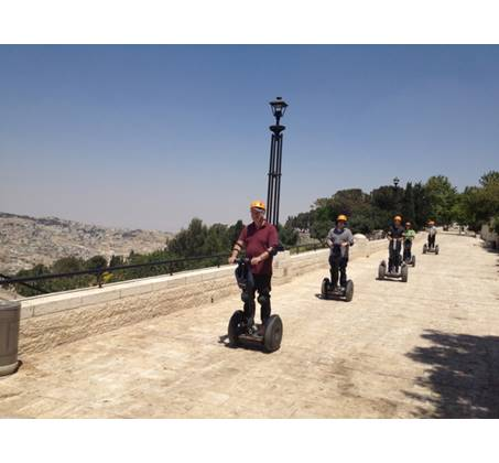 סיור סגווי על דגם X2 החדיש בן 60 דקות בתל אביב, קיסריה וירושלים ב-₪89 בלבד -כולל שישי ושבת! - תמונה 8