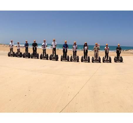 סיור סגווי על דגם X2 החדיש בן 60 דקות בתל אביב, קיסריה וירושלים ב-₪89 בלבד -כולל שישי ושבת! - תמונה 5