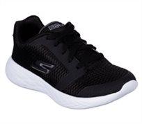 Skechers ילדים // Gorun 600 Black/White