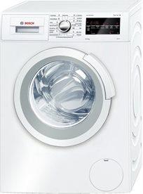 """מכונת כביסה Bosch  פתח קידמי דגם WAN2427MPL ,8 ק""""ג , 1200 סל""""ד , שקילה אוטומטית , צג דיגיטאלי"""