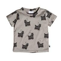 TOBIAS & THE BEAR חולצה (6-0 שנים) - חמור שרוול קצר
