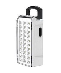 תאורת חירום 30 לדים ניידת Hemilton דגם HEM-808