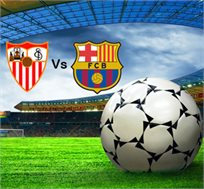 משחק אמיתי! 3 לילות בברצלונה+ כרטיס למשחק ברצלונה מול סביליה החל מכ-€669*