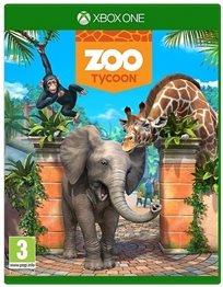 Xbox One Zoo Tycoon אירופאי!