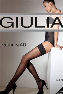 ירכון מכפלת תחרה 40 דנייר Giulia  - צבע לבחירה