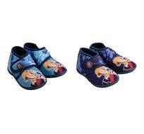 2 זוגות נעלי בית סקוטש לילדים במגוון דגמים אהובים לבחירה Disney