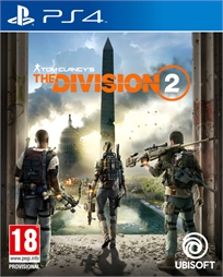 Tom Clancy's The Division 2 Ps4 אירופאי!