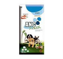 """מזון ANC לגורי כלבים 15 ק""""ג + חטיף מתנה"""