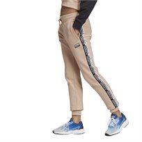 טרנינג אדידס טייפ לנשים - Adidas Cuffed Pants
