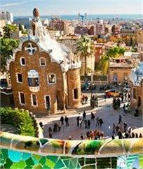 אחרי החג טסים לברצלונה! טיסה בלבד ל-3 או 4 לילות בברצלונה רק בכ-$399* לאדם!