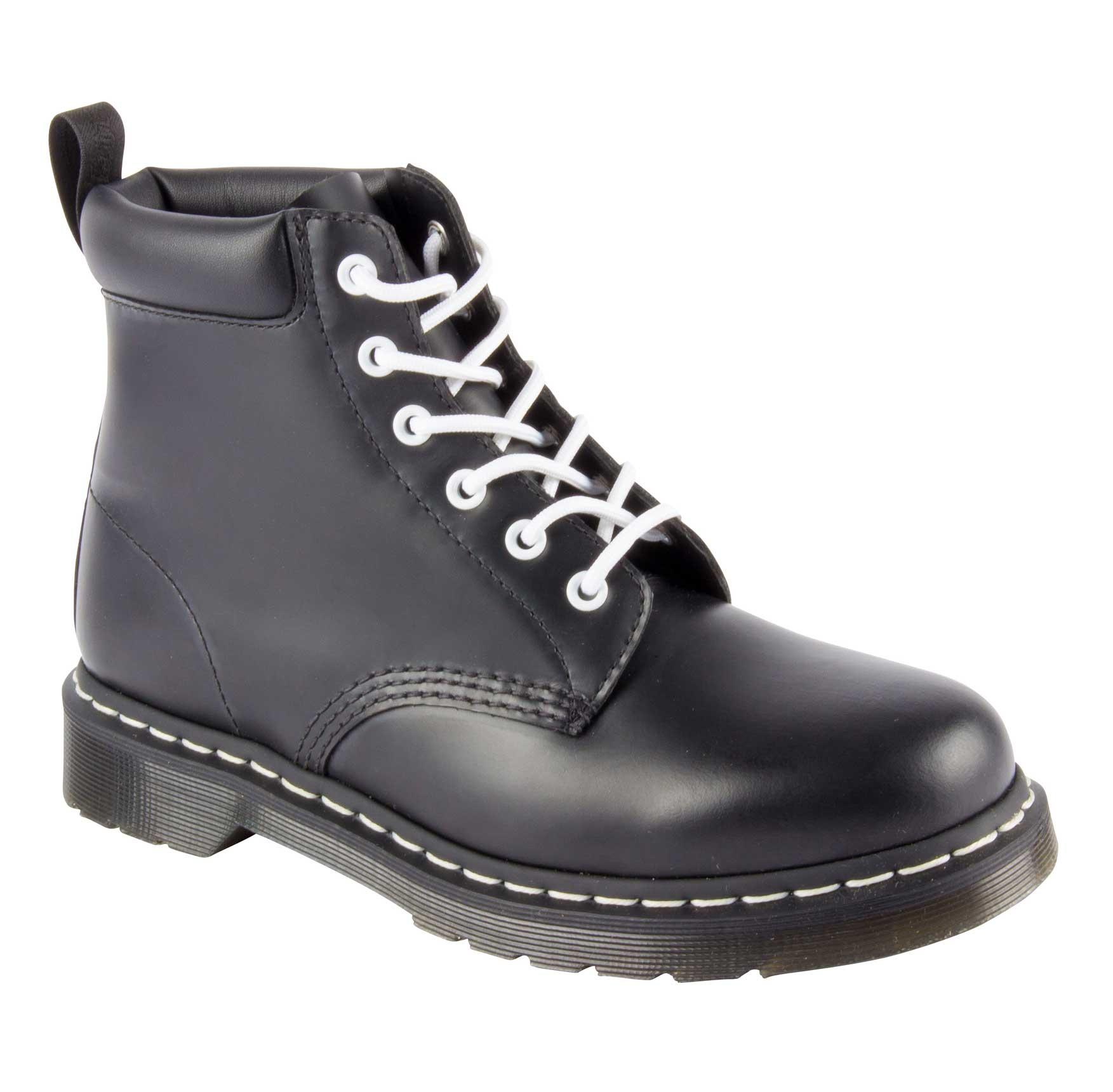 נעלי Dr. Martens יוניסקס - דגם 939 Black Smooth