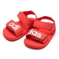 adidas סנדל (27-21) - אדום