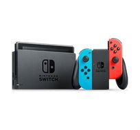 Nintendo Switch נינטנדו סוויץ' גרסת ניאון