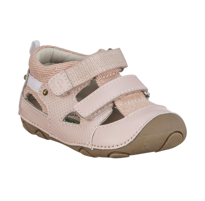 נעלי צעד ראשון סופטי קלאסי לבנות - גוף