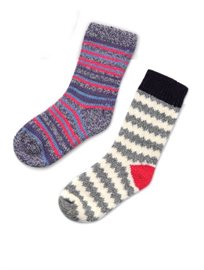 סט 3 זוגות גרביים תרמיים איכותיים לנשים, במגוון צבעים ומידות