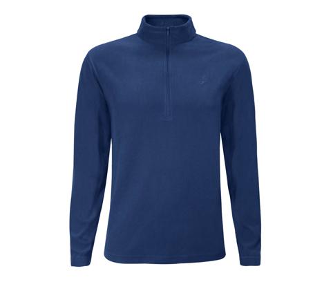 חולצה מבד מיקרופליס לגברים בצבעים ומידות לבחירה OUTDOOR