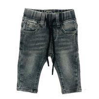 ג'ינס Oro לילדים (מידות 12 חודשים-16 שנים) - אפור גומי