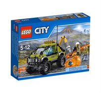 התפרצות וולקנו - משחק לילדים LEGO - משלוח חינם