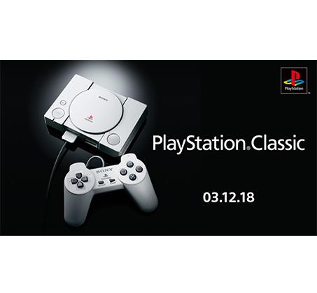 קונסולת הפלייסטיישן המקורית PLAYSTATION CLASSIC כולל 20 משחקים מובחרים - משלוח חינם - תמונה 3