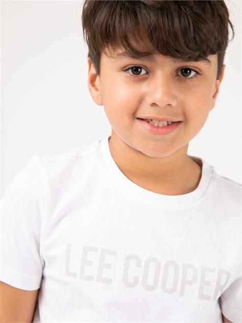 חולצת טי הדפס Lee_Cooper