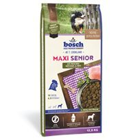 מזון לכלב זקן בוש סניור גזע גדול  12.5 ק''ג Bosch