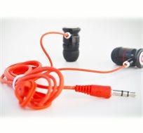 מחיר שעוד לא שמעתם עליו! זוג אוזניות סיליקון איכותיות, המתאימות לכל סוגי המכשירים והסמארטפונים