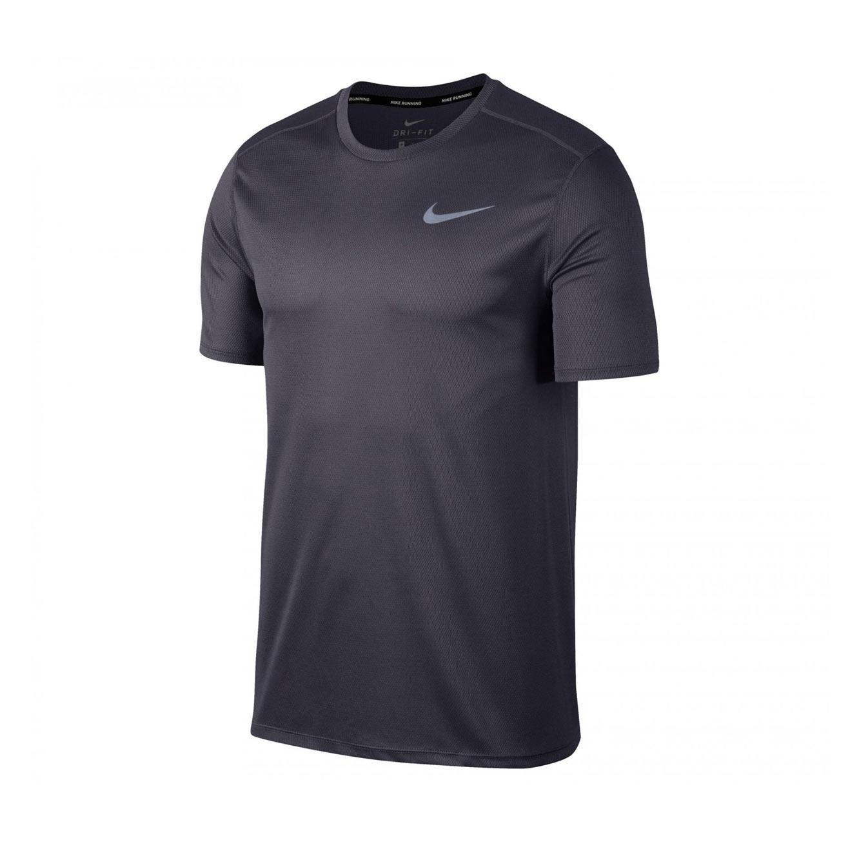 חולצת ריצה לגברים - אפור