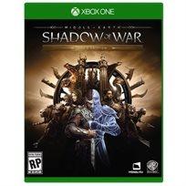Middle Earth : Shadow Of War  Xbox One במלאי! אירופאי!