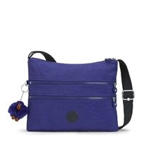 תיק צד בינוני ALVAR - Summer Purpleסגול קייצי