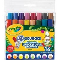 ערכה 16 טושים צורני  Crayola