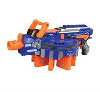 משחק לילדים רובה G-FORCE מקלע רתק M-60 כולל 60 כדורי ספוג