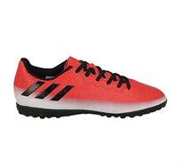 נעלי כדורגל לילדים ADIDAS MESSI 16.4 TF JUNIOR BB5654 בצבע אדום/לבן/שחור