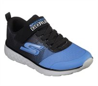 Skechers ילדים // Go Run 400 Kroto Black Royal