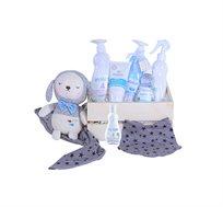 מארז מתנה ליולדת רוק אנד רול מוצרי היגיינה וטיפוח טבעיים ואיכותיים לתינוק אליסיום