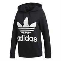 Adidas נשים// Trefoil Hoodie Black