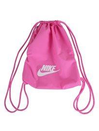 תיק שק נייקי ורוד - Nike Heritage 2.0 Gym Sack