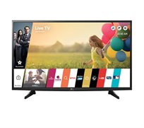 """טלוויזיה LG מסך """"55 LED Smart TVברזולוציית FULL HD עם פאנל IPS  - משלוח והתקנה חינם!"""