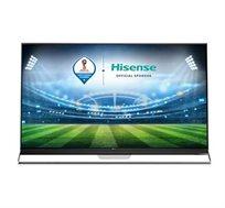 """טלוויזיה Hisense SMART LED גודל מסך """"75 רזולוציית UHD 4K דגם H75U9AIL"""