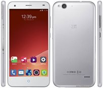 "ZTE Blade S6 יבואן רשמי מסך ""5. זיכרון 16GB מעבד Quad-Core מ.הפעלה Android + כיסוי סיליקון שקוף מתנה - משלוח חינם!"