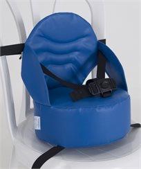 כסא הגבהה כחול בוּסטו