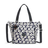 תיק צד בינוני New Shopper S - Bold Flowerפרח נועז